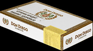Don Diego Europa Export Robusto. Коробка на 25 сигар